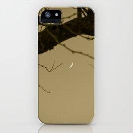 Luz en la Lejania iPhone Case