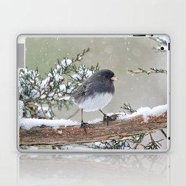 A Small Bird's Strength Laptop & iPad Skin