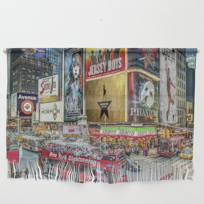 Times Square II Special Edition I Wall Hanging