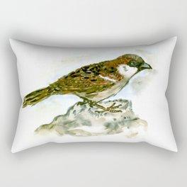 Sparrowman Rectangular Pillow