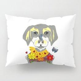 Botanical Pup Pillow Sham