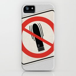 Toy Story - My Friend Dick is Not Allowed iPhone Case