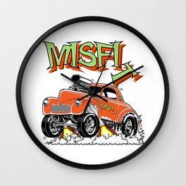 MISFIT rev 1 Wall Clock