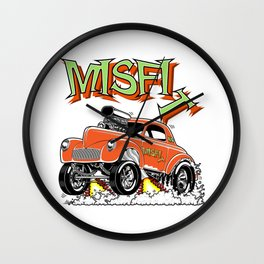 MISFIT rev 1 Wall Clock