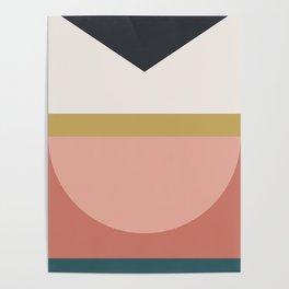 Maximalist Geometric 03 Poster