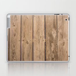 Wood I Laptop & iPad Skin