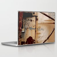 seal Laptop & iPad Skins featuring Seal by Shy Photog
