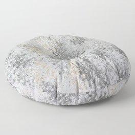 Abstract gray Floor Pillow