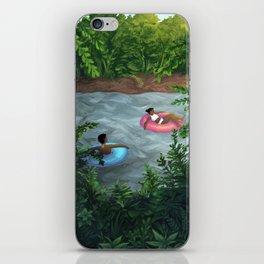 Downstream iPhone Skin