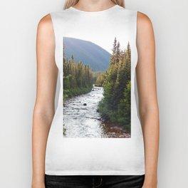 Mountain River Biker Tank