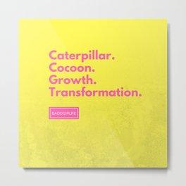 Caterpillar. Metal Print
