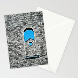 Through a Wall - The Peace Collection Stationery Cards