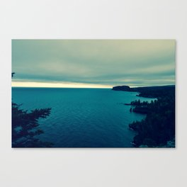 The North Shore Canvas Print