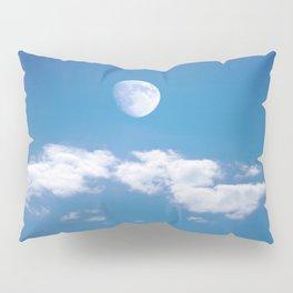 Daytime - Gibbous Moon Pillow Sham