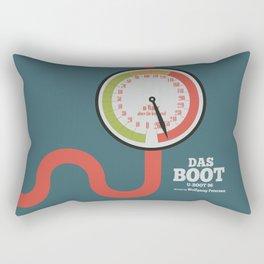 Das Boot - U-boot 96 - Alternative Movie Poster Rectangular Pillow