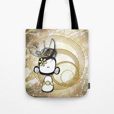 swirl girl Tote Bag