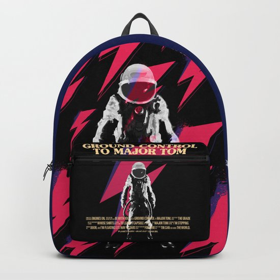 Space Oddity Backpack