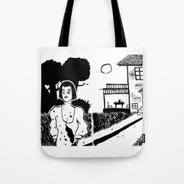 Fulci Tribute #1 Tote Bag