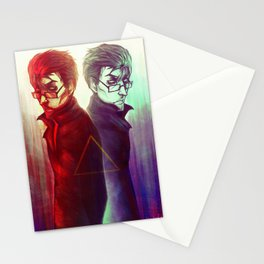 Duplicity Stationery Cards