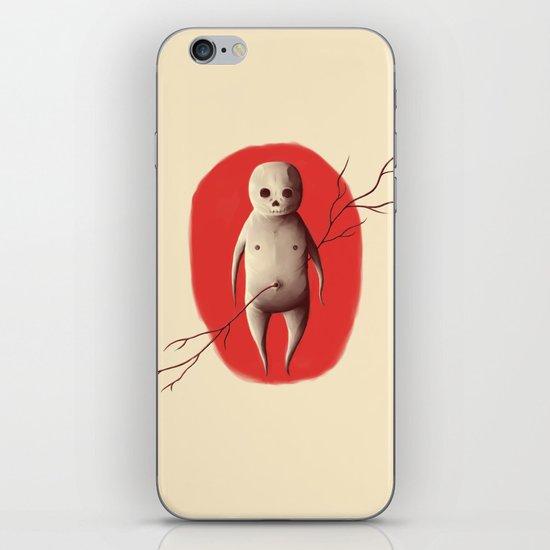 Baby void iPhone Skin