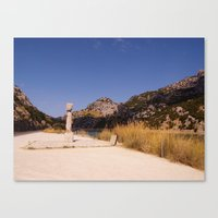 spain Canvas Prints featuring SPAIN by Jennifer Spradling