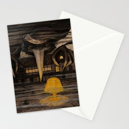 The Monster of Lilla Torg Stationery Cards