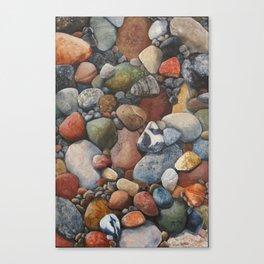 Rocky Road Canvas Print