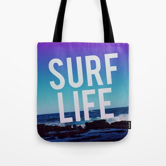 Surf Life Tote Bag