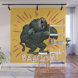 Baboom! Wall Mural