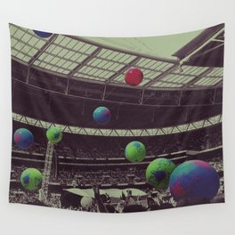 Coldplay at Wembley Wall Tapestry