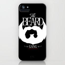 xX   BEARD GANG   Xx iPhone Case