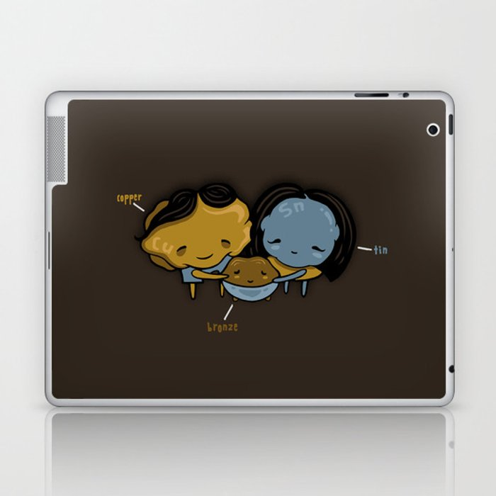 They Totally Smelted Laptop & iPad Skin