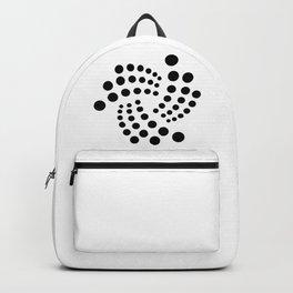 IOTA Logo Backpack