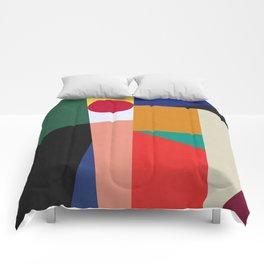 Geometric Art X Comforters
