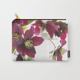 Flower impression Carry-All Pouch