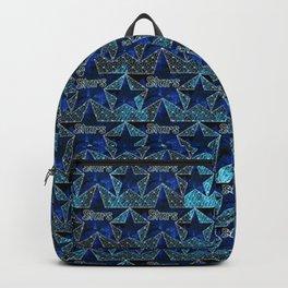 Stars V1 BLUE Backpack