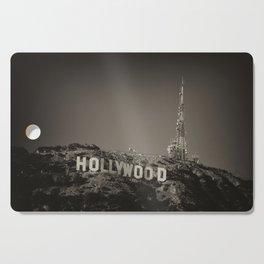 Vintage Hollywood sign Cutting Board
