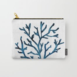 Sea Coral Carry-All Pouch