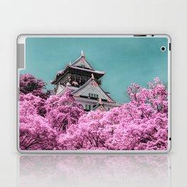 Osaka Castle Laptop & iPad Skin
