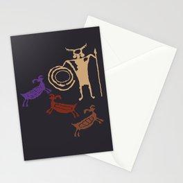 Petroglyph I Stationery Cards