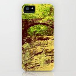 Hobbitland Bridge iPhone Case