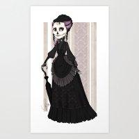 Morna Victoria Art Print