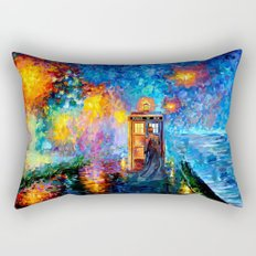 The 10th Doctor who Starry the night Art painting iPhone 4 4s 5 5c 6, pillow case, mugs and tshirt Rectangular Pillow