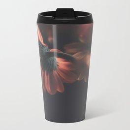 Gerbera daisies Metal Travel Mug