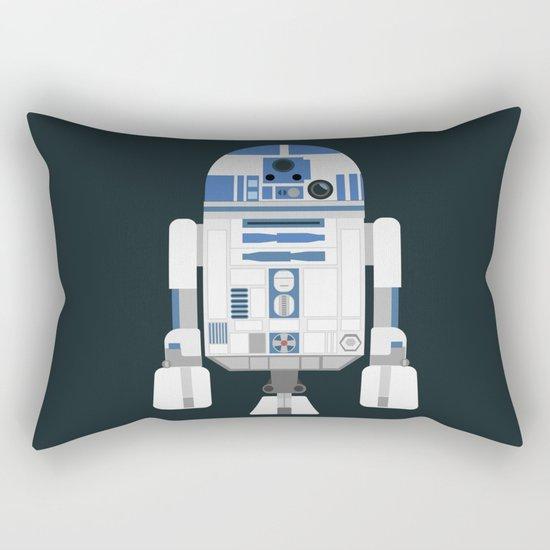Flat arturito Rectangular Pillow