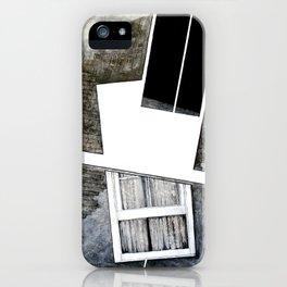 Curtains iPhone Case