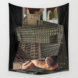 Kafka's The Castle Wall Tapestry