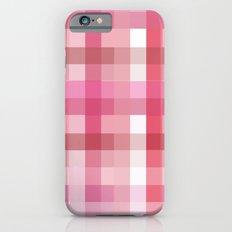 Pixelate Rose Slim Case iPhone 6s