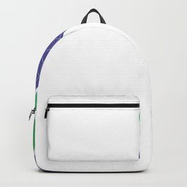 Python Funny Gift For Computer Developers And Programmers Backpack