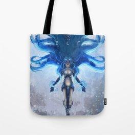 Ice elf  Tote Bag